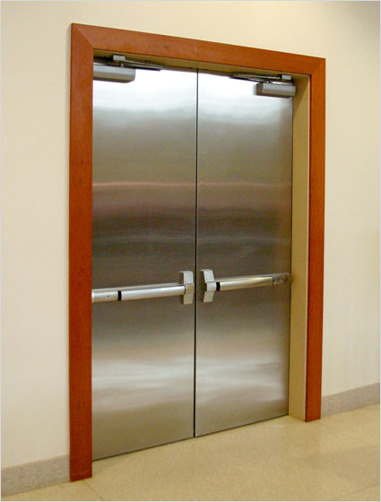 Hollow metal doors commercial doors st louis hollow metal doors frames planetlyrics Images